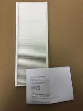 New Cabin Air Pollen Dust Filter For Audi & Volkswagen P/N: 8A0-819-439A CF1017
