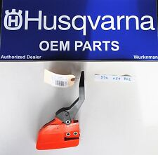 Genuine OEM Husqvarna  530054802 Chainsaw Brake Cover Assembly  Fits 136 - 142