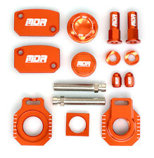 Mdr Bling Kit Ktm Exc 250 06 - 07 Sx 250 06 - 12 Exc 300 06 - 07 Naranja