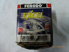 Ferodo Excel DB1304 disc brake pads (set of 4) - DB1304TA DB1304XL - New