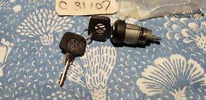 New Vintage Ignition Lock W/ Keys For Peterbilt Kenworth Mid Ranger Truck