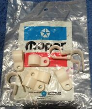 "NOS Dodge 1/2"" Wire,Hose Clamps (8)+ 55 56 59 61 63 65 67 70 72 73 74 75 Truck"