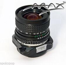 ARAX Arsat Photex 2.8/35 Tilt-shift 35mm Lens for Canon Nikon Sony M42 Camera