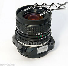 ARAX Photex 2.8/35 Tilt-Shift 35mm Lens for Canon Nikon Sony, M42, Kiev. No TAX!