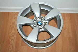 "2004 - 2010 BMW 5 Series E60 E61 Alloy Wheel Rim Factory 7.5 x 17"" OEM 7 1/2Jx17"