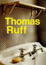 Thomas Ruff. Photographs 1979 - 2011, 1 DVD ~ Ralph Goertz ~  9783863356934