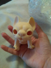 BJD SD 1/12 Doll Dog Resin Without Any Makeup