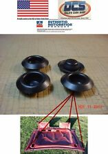 1975 76 77 78 79 Magnum Charger Cordoba Fury Deck Lid Plugs New MoPar
