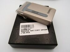 More details for very rare mint guinness advertising novelty battery powered shaver original box