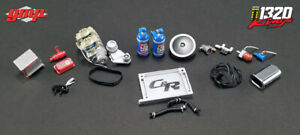 GMP 1320 Drag Kings Accessory Pack 1:18 Scale Diecast Parts 18908
