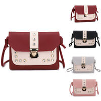 Women Handbag Rhinestone Shoulder Bag Messenger Satchel Tote Crossbody Bag