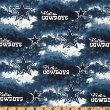 Dallas Cowboys Fabric MLB Baseball Cotton New Navy Red White  BTFQ Lampshade ?