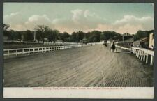Goshen NY: c.1905-06 Postcard DRIVING PARK Historic Horse Race Track Trotters
