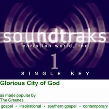 Glorious City of God - The Greenes - Accompaniment Track