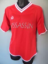 RARE vintage ASSASSIN  Medium JERSEY Soccer FOOTBALL Admiral