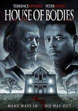 HOUSE OF BODIES 2014 HORROR dvd TERRENCE HOWARD Peter Fonda Copycat Killer