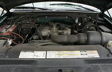 99 00 01 FORD F150 V6 4.2 Engine MOTOR GOOD RUNNING STILL IN TRUCK COME & TEST