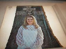 Lynn Anderson Flower Of Love LP VG+ Pickwick SPC-3267