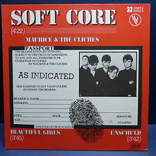 "MAXI 12"" MAURICE & THE CLICHES Soft core 310983"