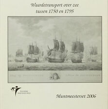 PAYS-BAS PROOF SET MUNTMEESTER 2006