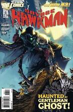 SAVAGE HAWKMAN (2011) #6 VF/NM THE NEW 52!
