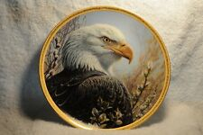 Bald Eagle Collectors Plate - The Hamilton Collection
