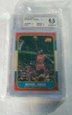 1986/87 Fleer Michael Jordan Rookie Card