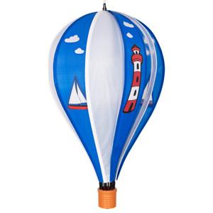 CIM Windspiel Heißluftballon Nautic Ballon:Ø28cmx48cm Gartendeko Deko Maritim
