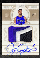 Hassan Whiteside 2010-11 National Treasures Rookie Patch Auto RC RPA /99