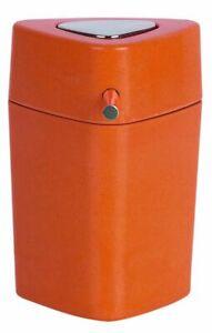 Spirella Trix Eco Seifenspender Orange Eco Freundlich Schweizer Markenprodukt