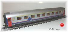 Märklin  4351 - Eurofima-EuroCity-Wagen, 1. Kl. der SNCB, OVP, 01#NEU in OVP#