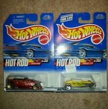 Hot Wheels HOT ROD MAGAZINE Series Phaeton Track T