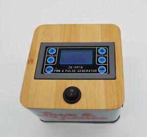 Zapper-Rife dott.ssa Hulda Regehr Clark Frequenza 1Hz -150000 khz offset 50% +