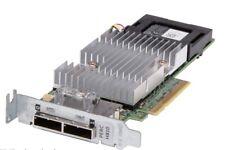 NEW, PERC H810 Dual port SAS/SATA RAID Controller, PCI-e x8, 6Gb with battery