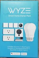Wyze Smart Home Starter Bundle Kit WSHSB New!