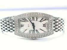 Bedat & Co. No.3 Diamond Bezel Stainless Steel $9,000.00 Ladies Watch #384