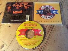 CONFEDERATE RAILROAD When and Where 1995 Atlantic CD COUNTRY