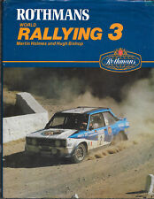 World Rallying 3 by Martin Holmes, Hugh Bishop (Hardback, 1981)