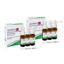 Alopexy 5% Lösung, 2mal 3x60ml 360ml PZN 08012855