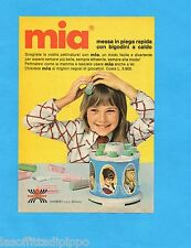 TOP971-PUBBLICITA'/ADVERTISING-1971- HARBERT - MIA - MESSA IN PIEGA RAPIDA