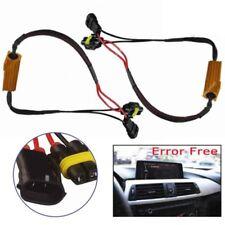 Car Auto H8/H11 LED DRL Fog Light Canbus 50W 6Ω Load Resistor Error Free Decoder