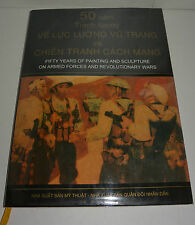 50 nam Tranh tuong: Fifty Years of Painting & Sculpture Vietnam 1944-1994 BOOK