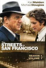 Streets of San Francisco: Season 1, Vol. 1 [4 Discs] (2007, DVD NIEUW)4 DISC SET