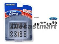 Greenlight 1:64 Ford Wheel and Tire 4pcs Pack Hobby Exclusive 13166 Accessories
