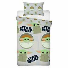 Star Wars The Mandalorian: Baby Yoda Duvet Cover Set - Single