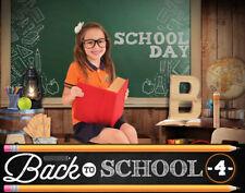 BTS4 Back to School Digital Backgrounds BackdropsChildren Props Frame