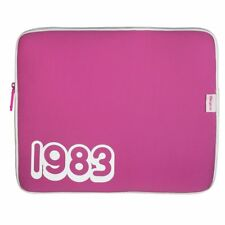 "Targus Retro Carry Case Universal Laptop Notebook Neoprene Sleeve Bag 15.4"" Pink"