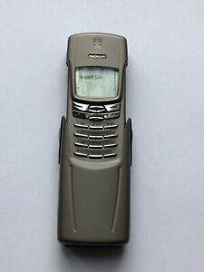 Nokia 8910 - Titanium grey (Unlocked) Cellular Phone