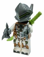 Hanzo LEGO minifigure ow003 Overwatch 75971 NEW complete With Accessories