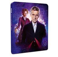 Doctor Who Complete Eighth Series (Blu Ray Steelbook) Season Eight 8 *Pre- order